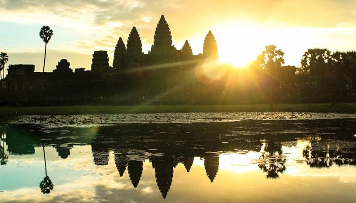 Du lịch campuchia - Lịch trình du lịch bụi Siem Reap trong 4 ngày