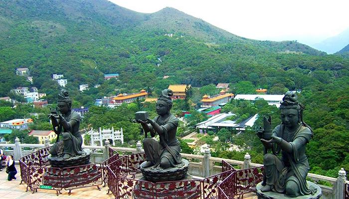 Thiền viện Bữu Liên Polin