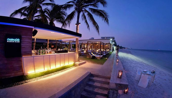 Oceanside Beach Club Restaurant