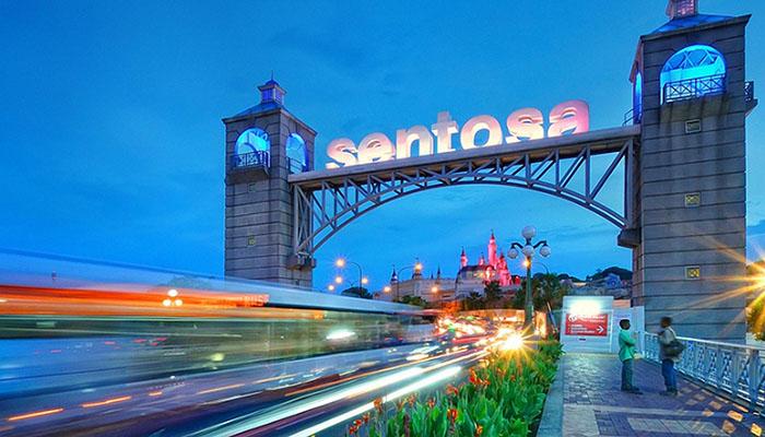 Cẩm nang kinh nghiệm du lịch đảo Sentosa Singapore 2018