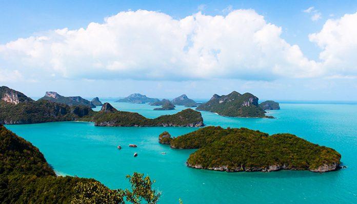Công viên hải dương Angthong