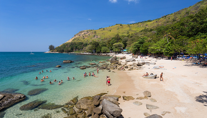 bãi biển aosane