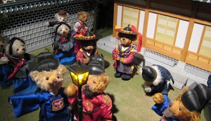 bao tang gau teddy museum pattaya