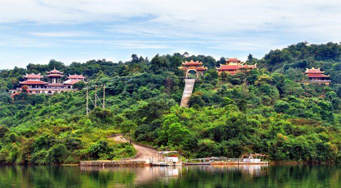 Thiền viện Trúc Lâm Huế