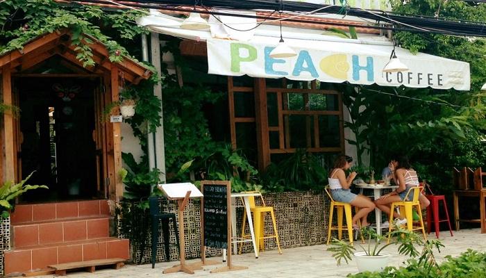 Peach Coffee Trần Hưng Đạo