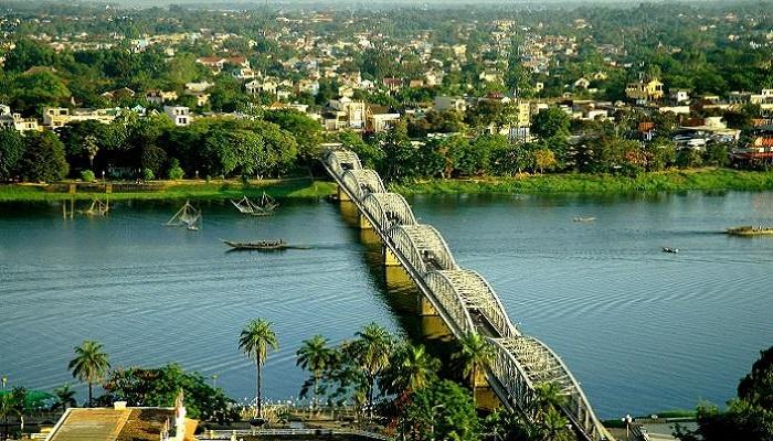 Sông Hương Huế