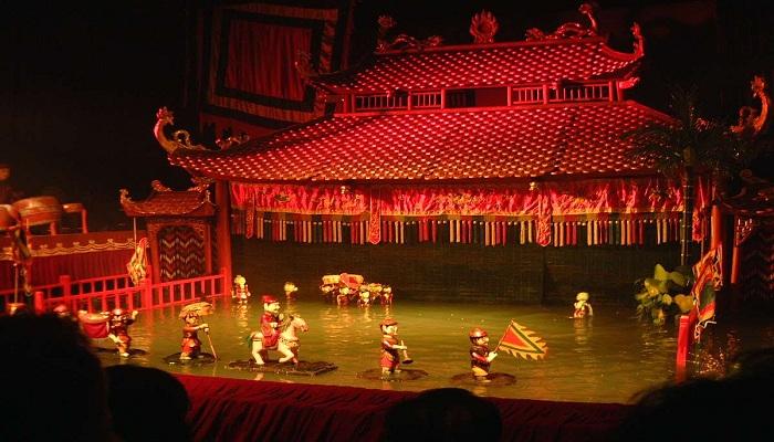 Nhà hát múa rối nước Rồng Vàng