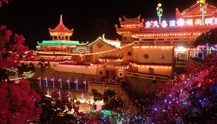 đền Kek Lok Si