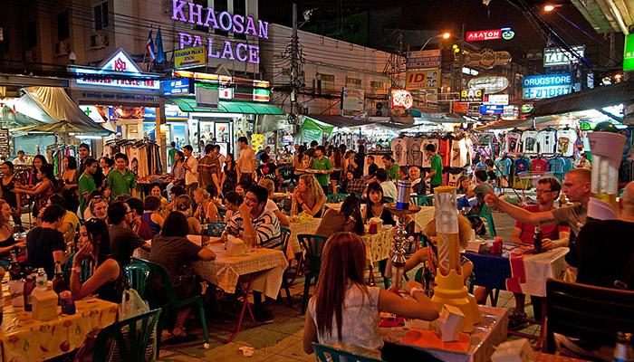 đường khao san
