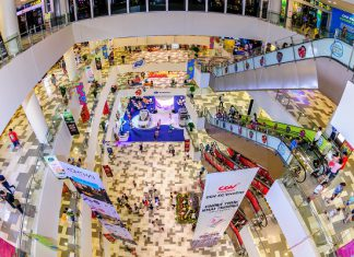 Khu mua sắm Sài Gòn