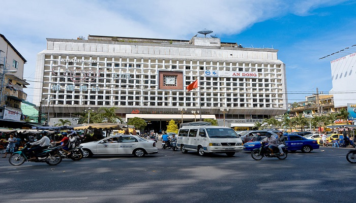 Chợ An Đông ở Sài Gòn