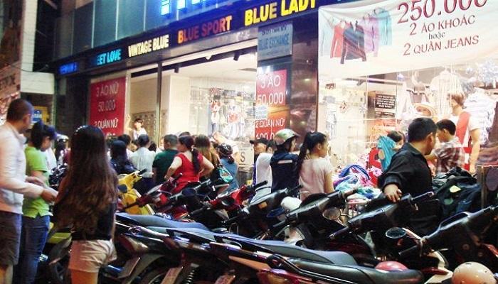 Chợ Nguyễn Trãi