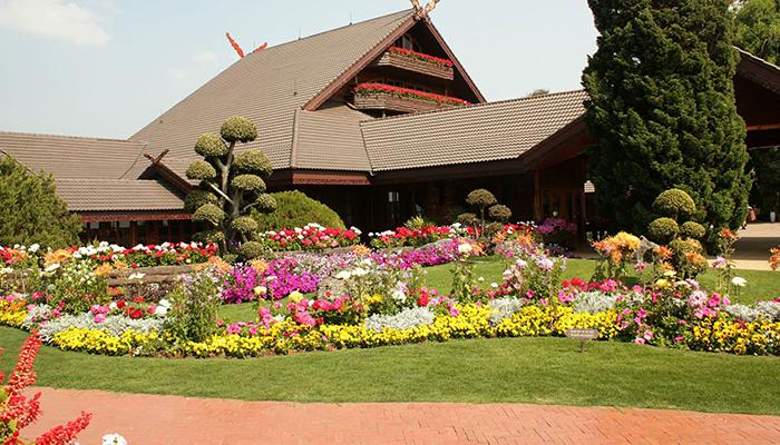 Công viên văn hóa mae fah luang