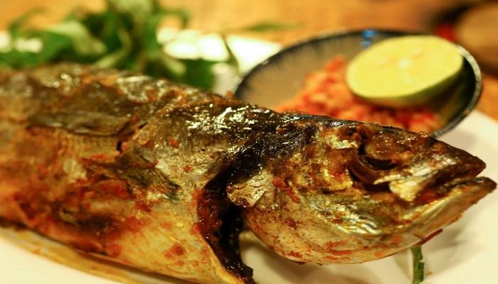 Cá sòng nướng Phú Quốc