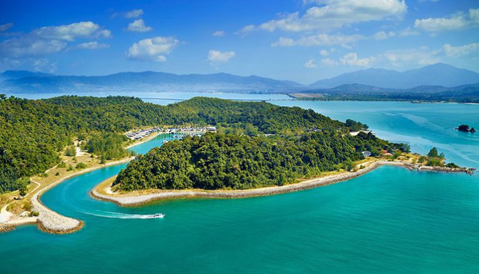đảo rebak