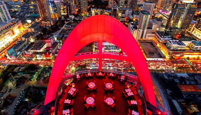 Nhà hàng red sky bangkok