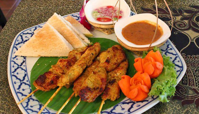 Nhà hàng ruan songnaree bangkok