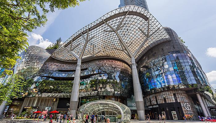 top 10 dia chi mua sam o orchard road singapore ion orchard singapore