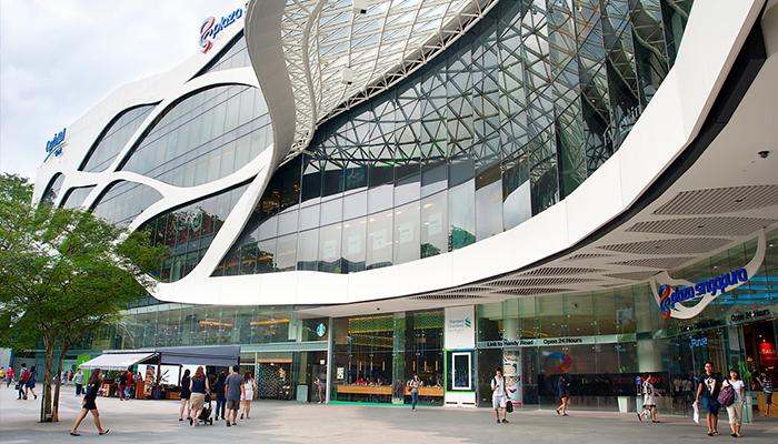 top 10 dia chi mua sam o orchard road Singapore plaza singapura
