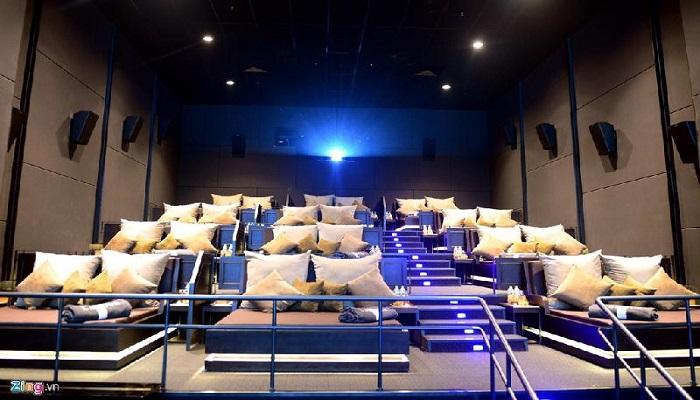 Rạp chiếu phim giường nằm