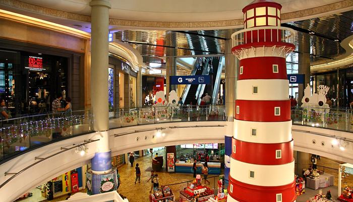 [Chia sẻ] Khám phá du lịch mua sắm Terminal 21, Bangkok, Thái Lan