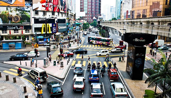 Khu Bukit Bintang