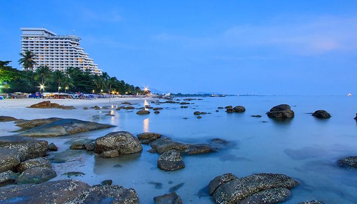 [Chia sẻ] Khám phá du lịch Hua Hin, Thái Lan – Thiên đường nghỉ dưỡng với những triền đồi nho thơ mộng