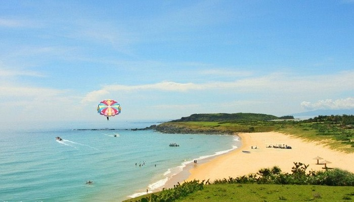 Bãi biển du lịch Sài Gòn