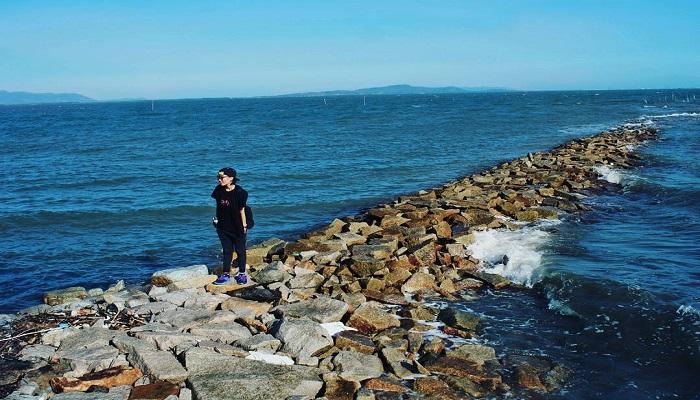 Biển Thạch An