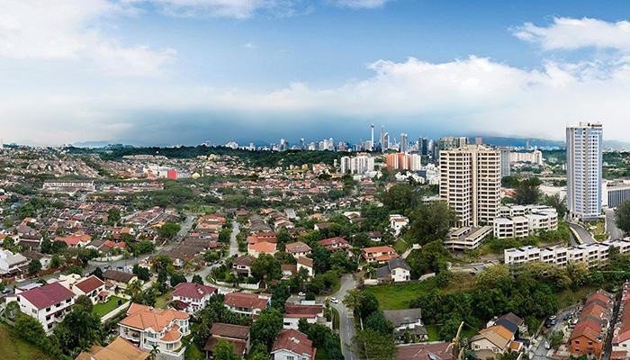 Lần đầu đến Kuala Lumpur nên ở khu nào? bangsar kuala lumpur