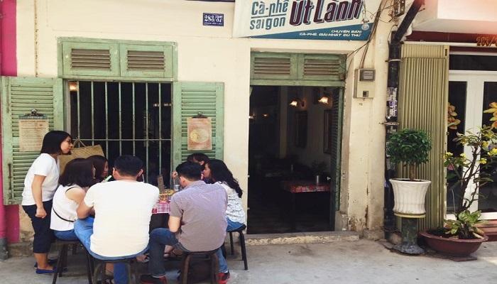 Út Lành Cafe