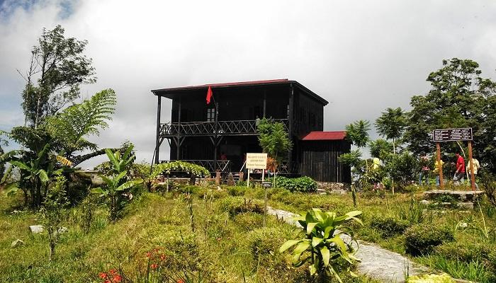 Ngôi nhà của bác sĩ A.Yersin