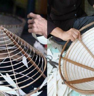 Làng nghề nón lá Huế