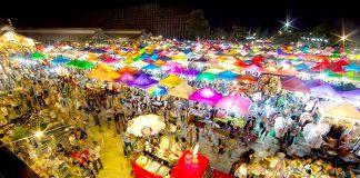 chợ Rod Fai