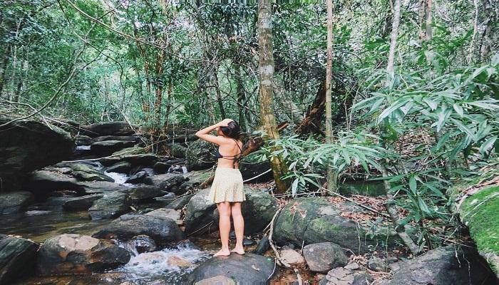 Suối Tranh Phú Quốc
