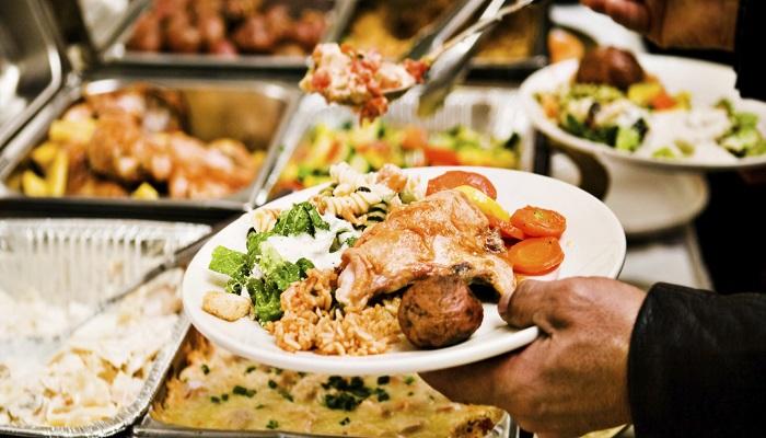 làng ẩm thực tại Vinpearl Land Nha Trang