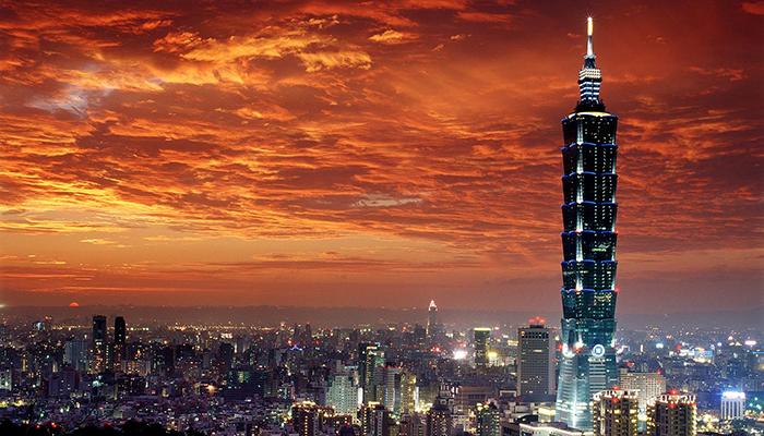 Tòa nhà Đài Bắc 101