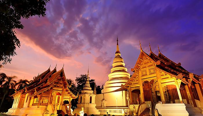 Chùa Wat Phra Singh