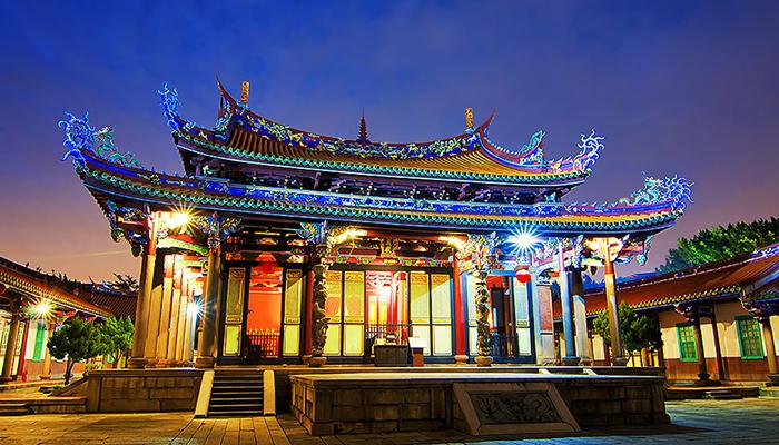 Đền thờ Khổng tử Đài Bắc