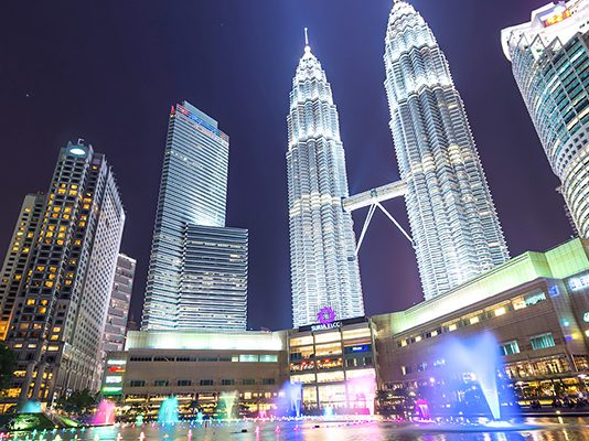 Lịch trình du lịch Kuala Lumpur 1 ngày