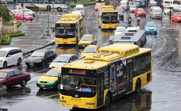 Đi xe bus ở Bangkok như thế nào?