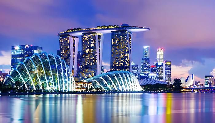 lịch trình du lịch singapore