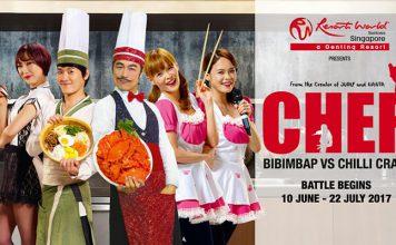 Chef: Bibimbab vs Chilli Crab
