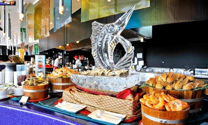 Check in 5 nhà hàng lãng mạn nhất cho cặp đôi Bangkok 2