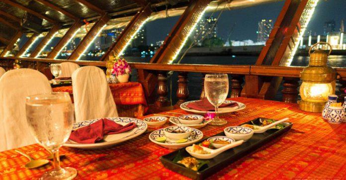 Check in 5 nhà hàng lãng mạn nhất cho cặp đôi Bangkok 4
