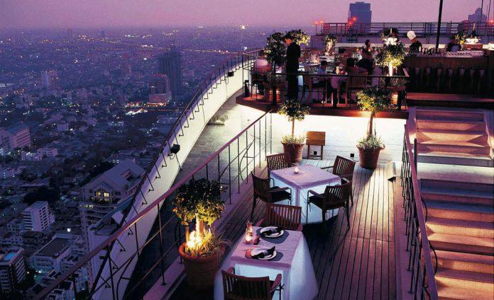 Check in 5 nhà hàng lãng mạn nhất cho cặp đôi Bangkok 5