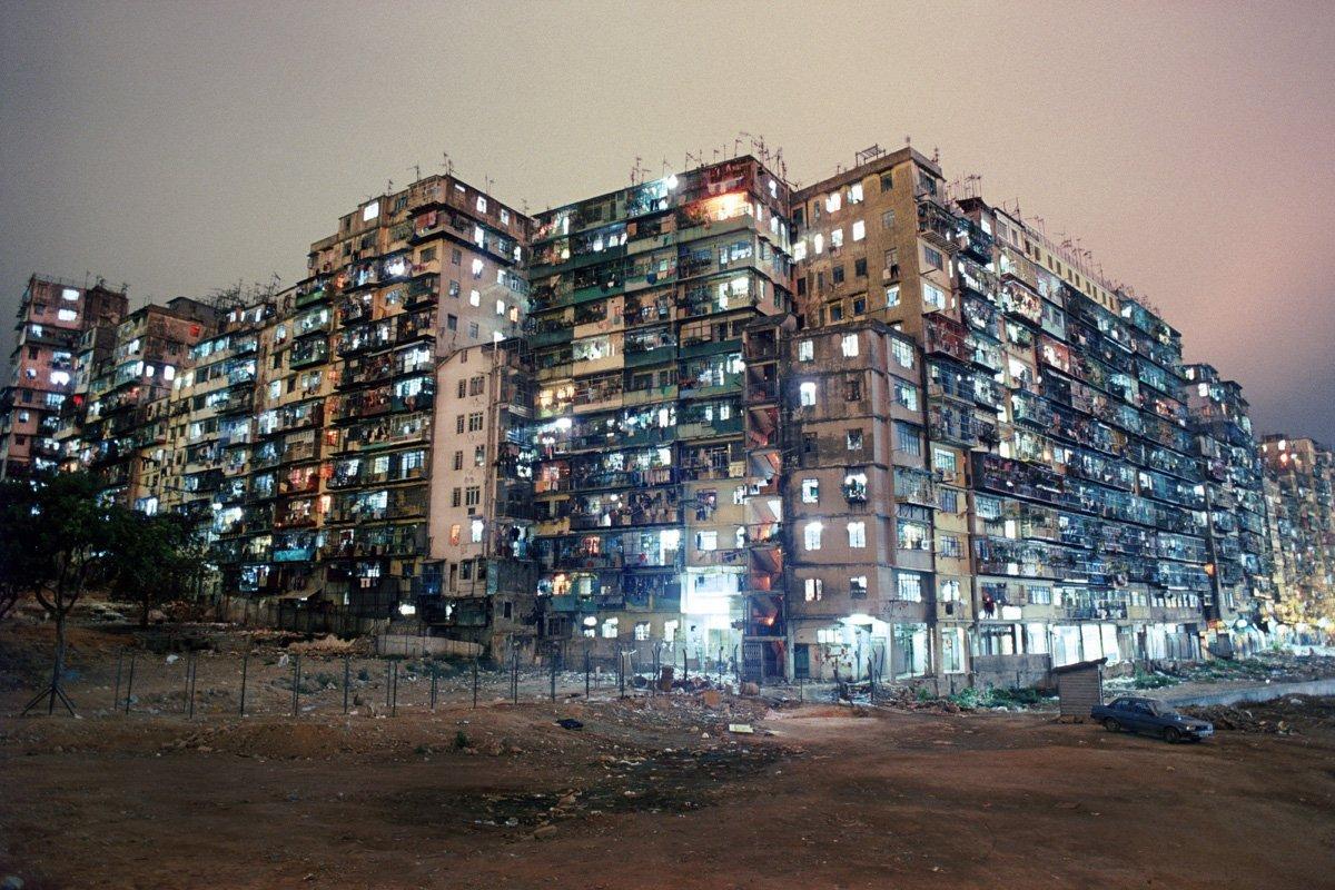 """Nơi có thể gọi là """"u nhọt"""" của Hong Kong"""