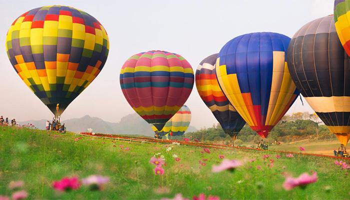 Kinh khí cầu Chiang Mai