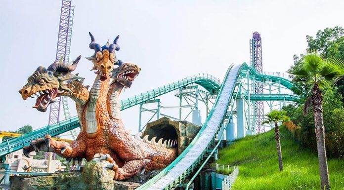 công viên E DA Theme Park