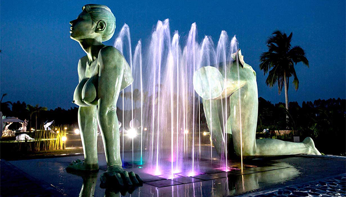 [Chia sẻ] Khám phá du lịch Love Art Park – Công viên tình yêu, Pattaya, Thái Lan